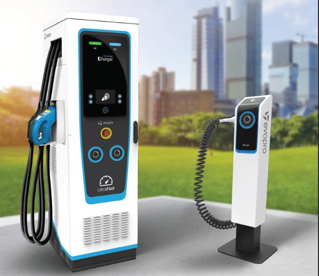 EV CHARGING SYSTEMS – ELECTRIC ENERGY SOLUTIONS