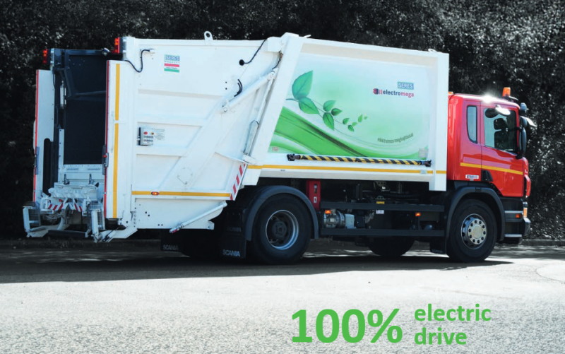 CHASSIS ELECTRIC TRUCK – ELECTRIC VEHICLE