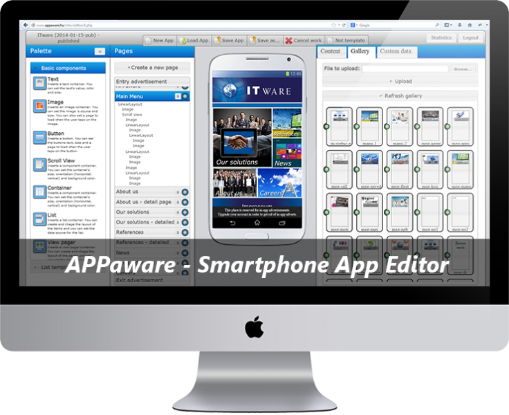 APPAWARE – WEB & MOBILE APPLICATIONS