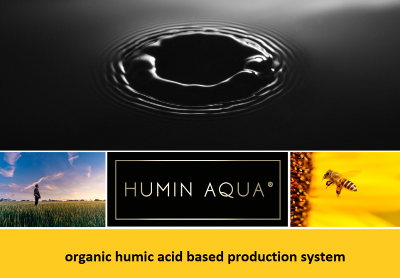 HUMIN AQUA – ORGANIC FERTILIZER