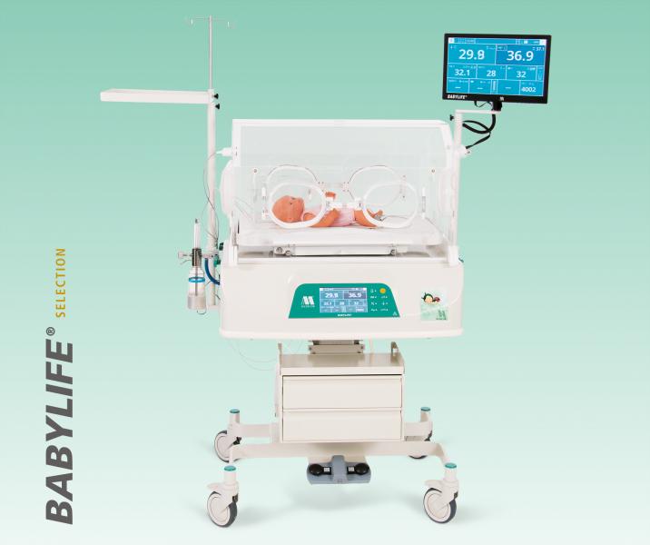MEDICOR ELECTRONICA – INFANT INCUBATORS