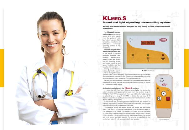 KLIMEX MEDICAL – NURSE CALLING SYSTEM