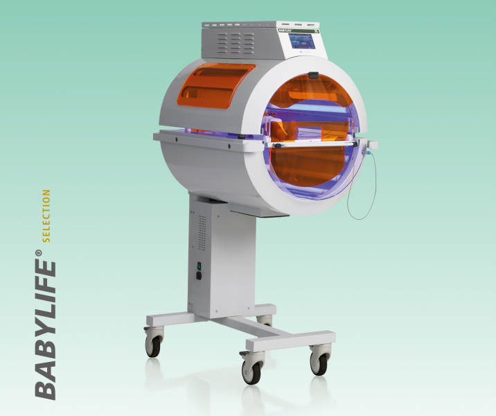 MEDICOR ELECTRONICA – INFANT PHOTOTHERAPY UNITS
