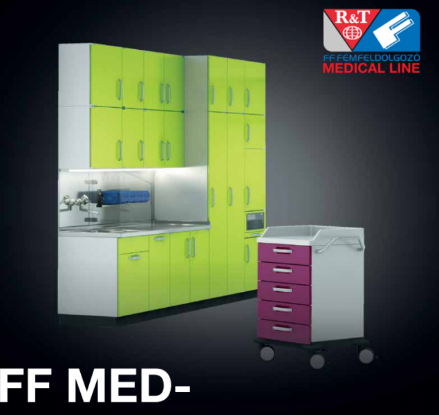 FF FEMFELDOLGOZO – HOSPITAL MEDICAL FURNITURE