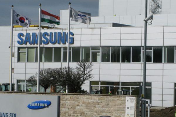 Hungary Samsung