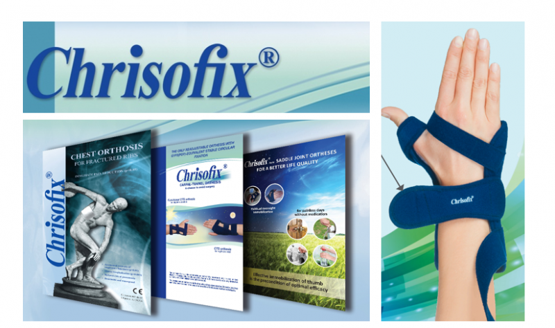 CHRISOFIX – ORTHOPAEDIC SPLINTS ORTHESES