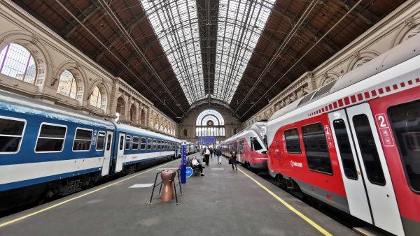 railway station Budapest