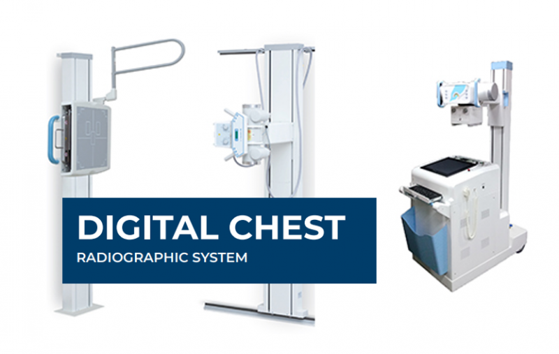 CONTROL-X MEDICAL – DIGITAL CHEST RADIOGRAPHIC SYSTEM