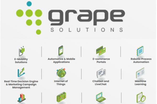 Grape Solutions logo