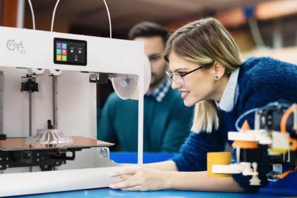 Craftbot 3D printers - εκπαίδευση