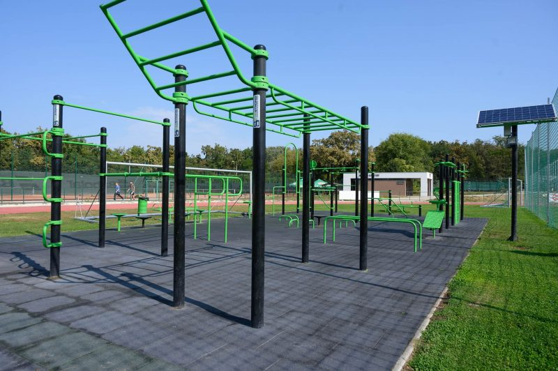 BESTRONG- FITNESS PARKS