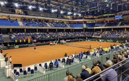 rebound sports portable tennis courts