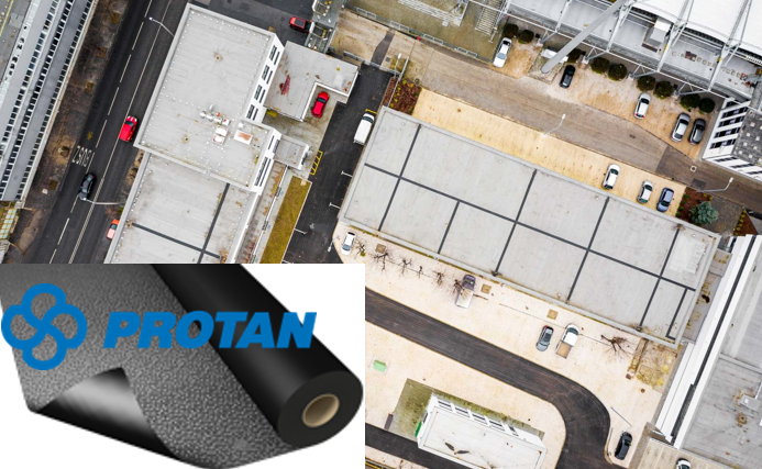 PROTAN-ROOFING AND MEMBRANES