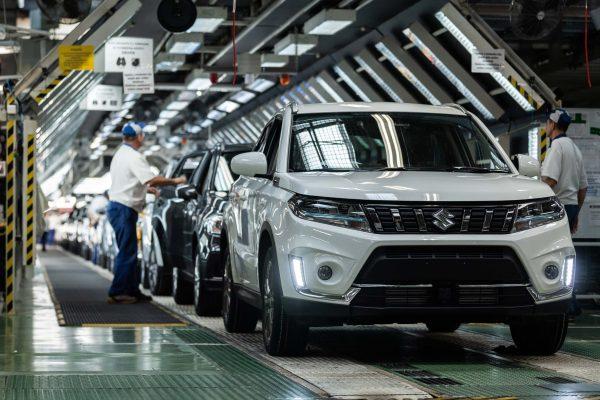 Ουγγαρία Αυτοκινητοβιομηχανία